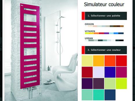 Mettons en couleur tous nos radiateurs avec Acova | Ma TOOL BOX | IMMOBILIER 2015 | Scoop.it