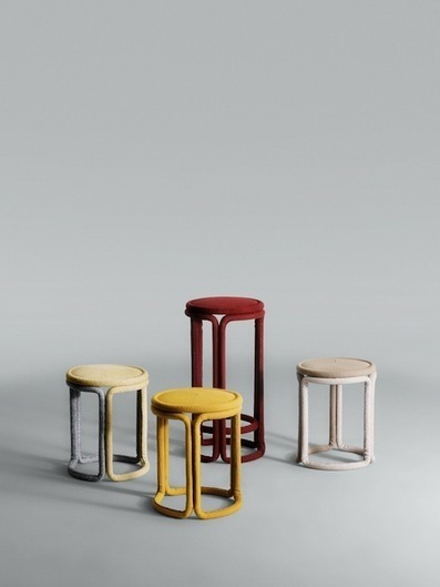 NY Design Week: Ode to Kvadrat's Hallingdal 65 | Designing design thinking driven operations | Scoop.it