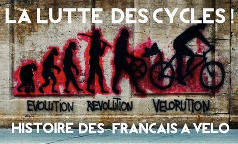 La lutte des cycles !   Le vélo rigolo   Scoop.it