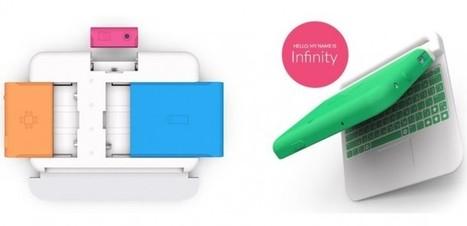 Infinity, un ordenador android modular, para niños | Aprendiendoaenseñar | Scoop.it