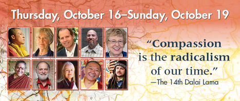 Radical Compassion Symposium | Event: Naropa University, Boulder, Colorado | Mindful | Scoop.it