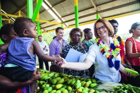 On the road with Julia Gillard | politics, media, culture | Scoop.it