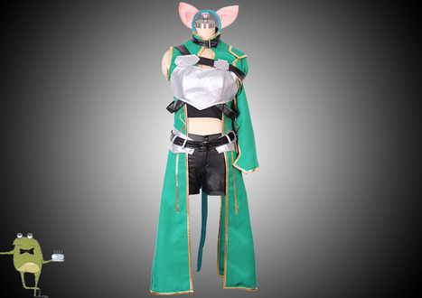 SAO Cait Sith Sinon Cosplay Costume for Sale | Sword Art Online Cosplay Costumes | Scoop.it