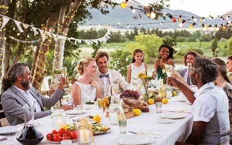 Le Marche Wine is one of the best wines for weddings suggested by The Telegraph | Wines and People | Scoop.it