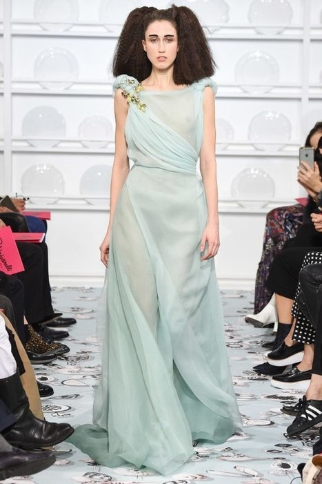 SS16 COUTURE Schiaparelli | Beauty, Fashion & Photography | Scoop.it