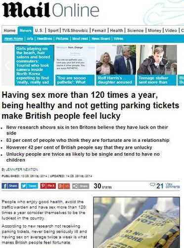"""""""Being lucky is important in life!"""" says bingo company 