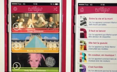 Artips, le musée dans la poche | Clic France | Scoop.it