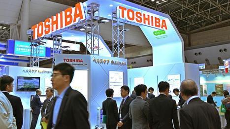 Le groupe japonais Toshiba va fabriquer des salades et des épinards en usine | L'Air du Temps | Scoop.it