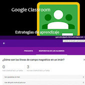 Estrategias para evaluar el aprendizaje con Google Classroom: Encuestas | EDUDIARI 2.0 DE jluisbloc | Scoop.it