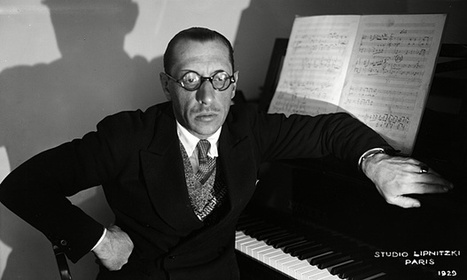 Key Igor Stravinsky work found after 100 years | Classical and digital music news | Scoop.it