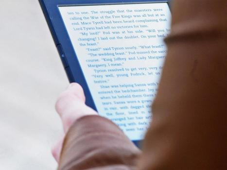 Children's reading 'improves faster with ebooks' | Creating readers | Scoop.it