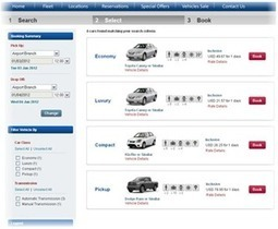 Car Booking Engine, Travel Booking Software, Travel Booking System | Travel Software, Car Reservation System | Scoop.it