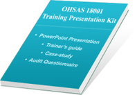 OHSAS 18001 – Occupational Health & Safety Auditor Training and its Benefit | OHSAS 18001 | Scoop.it
