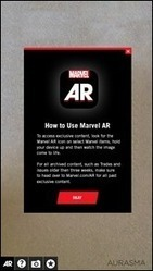 Marvel AR iOS and Android App Gets Exciting New Upgrade | Augmented Reality News and Trends | Scoop.it