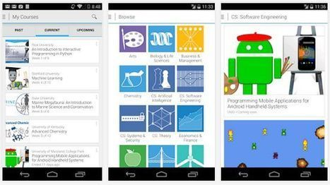 Coursera lanza su aplicación nativa para Android | Androidiando | Scoop.it