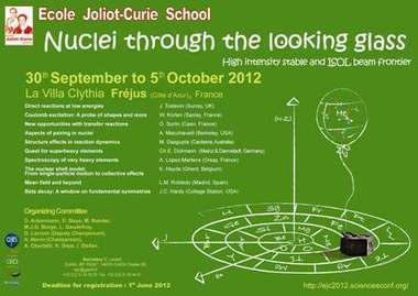 Ecole Joliot Curie 2012 | Nuclear Physics | Scoop.it