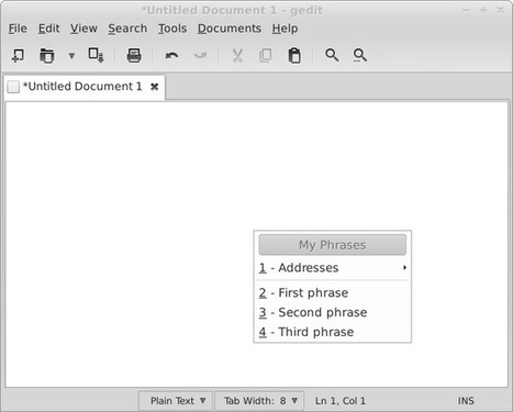 Automate your common tasks on Linux with AutoKey | Linux and Open Source | Scoop.it
