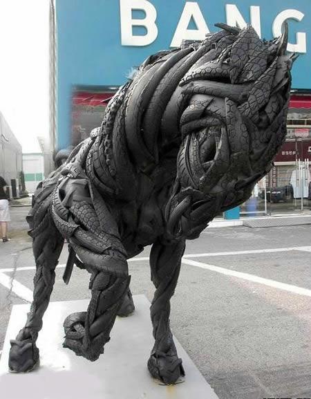 Esculturas de Mirko Siakkou-Flodin | RL | Scoop.it