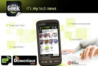 Toute l'actu Tech en temps réel… | Domotique Info | Domotique Info | Scoop.it