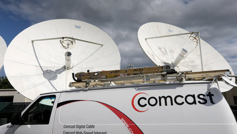 Comcast Posts a Strong $2 Billion Profit, and Says It's Done Buying for Now - New York Times | Business News | Scoop.it