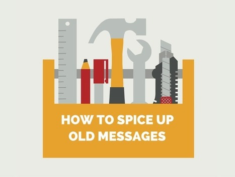 Messaging 2.0—How to Spice Up Old Presentations   Growing To Be A Better Communicator   Scoop.it
