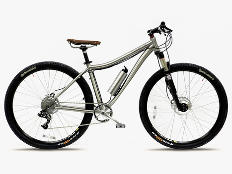 This Impossibly Light Electric Bike Is Gonna Set You Back | WIRED | Heron | Scoop.it