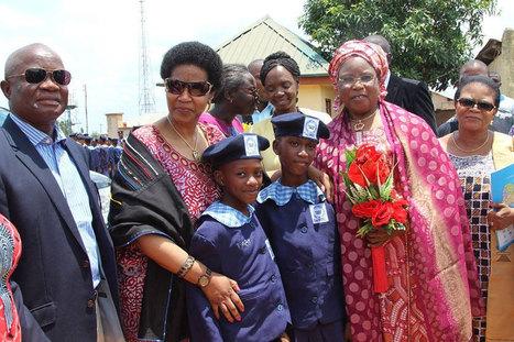 On 'solidarity mission', UN Women chief visits girls school in Nigeria - UN News Centre | Women and development | Scoop.it