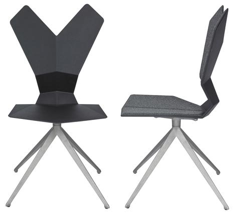 tom dixon discusses the technical process behind his Y chair - designboom | architecture & design magazine | Plastics in Art | Scoop.it