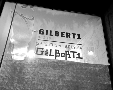 L'exposition In Situ - Gilbert1, c'est ce jeudi 9 janvier !   Vernissage de GILBERT1 à Bora Baden   Scoop.it