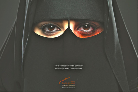 Take a Look at Saudi Arabia's First Anti-Domestic Violence Ad | Ô Féminin, Pluri-Elles | Scoop.it