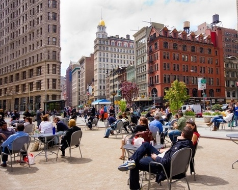 How to Design a Happier City | Sustainable Futures | Scoop.it