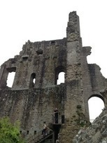 A Brief History of Corfe Castle | Augmented Reality Games in Tourism | Scoop.it
