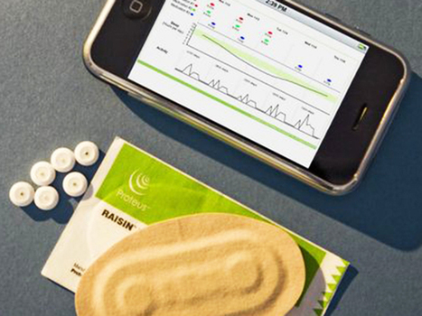 How ingestible sensors and smart pills will revolutionize healthcare - MaRS | Perspectives on Health & Nursing | Scoop.it