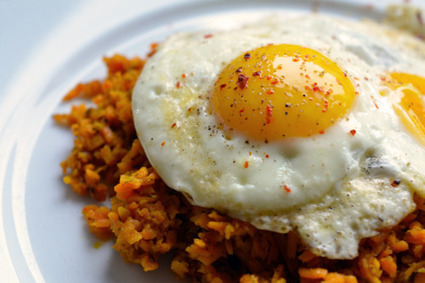 Sweet Potato Hash (with Fried Eggs!) | Autoimmune Paleo | Scoop.it