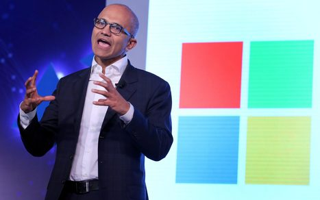 Why is Microsoft buying LinkedIn for $26.2bn? CEO Satya Nadella explains | Real Way  for  Development | Scoop.it