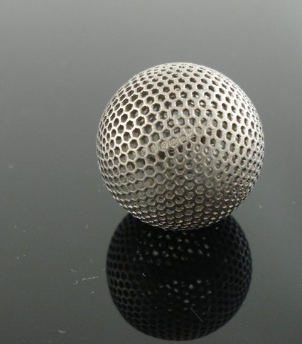 i.materialise launches DMLS: You can now 3d print in Titanium | i.materialise 3D Printing Service Blog - watch us make the future (feel free to join in) | A Fascination With Experience | Scoop.it
