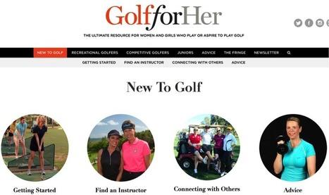 Faites le plein d'idées pour dynamiser le golf!   veille et tourism   Scoop.it