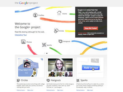 Here's Google's Long Awaited Facebook-Clone: Google+ - Business Insider | The Google+ Project | Scoop.it
