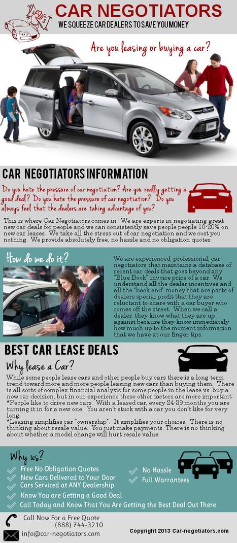 Best Car Lease Deals | Best Car Lease Deals | Scoop.it