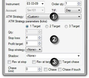 ATM Strategy Parameters - www.spartantraders.com | ATM Strategy Parameters | Scoop.it