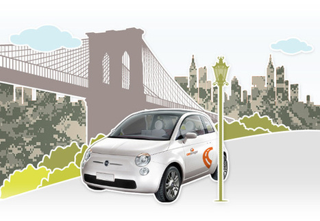 New York Car Share – The Rise of Dis-Ownership | | Digital Collaborative Consumption | Scoop.it
