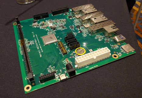 SolidRun MACCHIATOBin is Another Marvell ARMADA 8040 Networking Mini-ITX Board | Embedded Systems News | Scoop.it