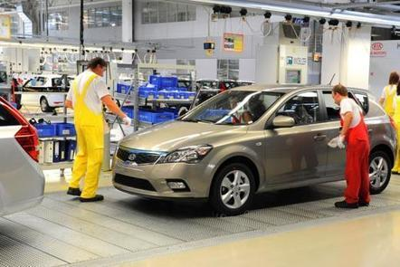 Kia Slovak plant will raise production by 10 percent this year | Kia WIKI | CarReview | Scoop.it