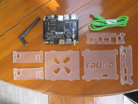 Raxda Rock Development Board Unboxing, Quick Start Guide, and Benchmarks | Embedded Software | Scoop.it
