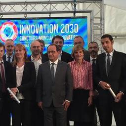 Résultat exceptionnel en France : le cluster MEDICALPS compte 10 lauréats du Concours Mondial d'Innovation - Medicalps   Startup technologique - Technology startup   Scoop.it