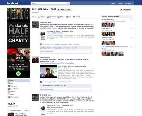 Facebook rilascia un aggiornamento delle Pagine Fan. Ecco cosa cambia per le aziende | street fashion | Scoop.it