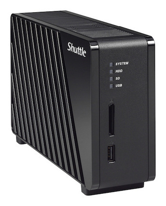 Shuttle KS10 : un NAS silencieux avec WiFi embarqué - ITRManager.com | Soho et e-House : Vie numérique familiale | Scoop.it
