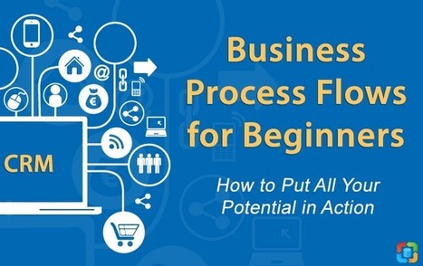 CRM Business Process Flows for Beginners: How to Put All Your Potential in Action | CRM Reviews | Scoop.it