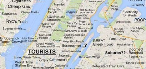 Con estos mapas es imposible perderse | Pasión por la Geoinformación | Scoop.it