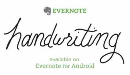 Evernote añade soporte para la escritura a mano en su aplicación para Android | Hardware Libre | Scoop.it